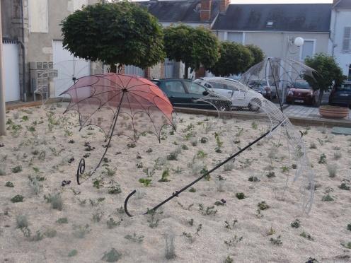 Schönwetter Schirme