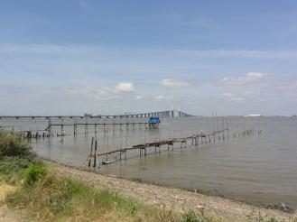 Die Brücke nach St. Nazaire